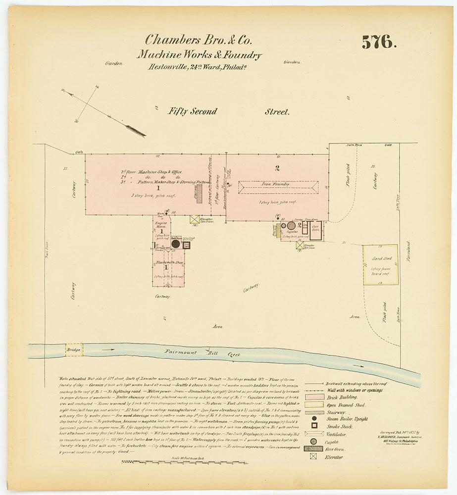 Hexamer General Surveys, Volume 7, Plate 576