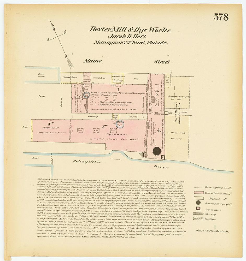 Hexamer General Surveys, Volume 7, Plate 578