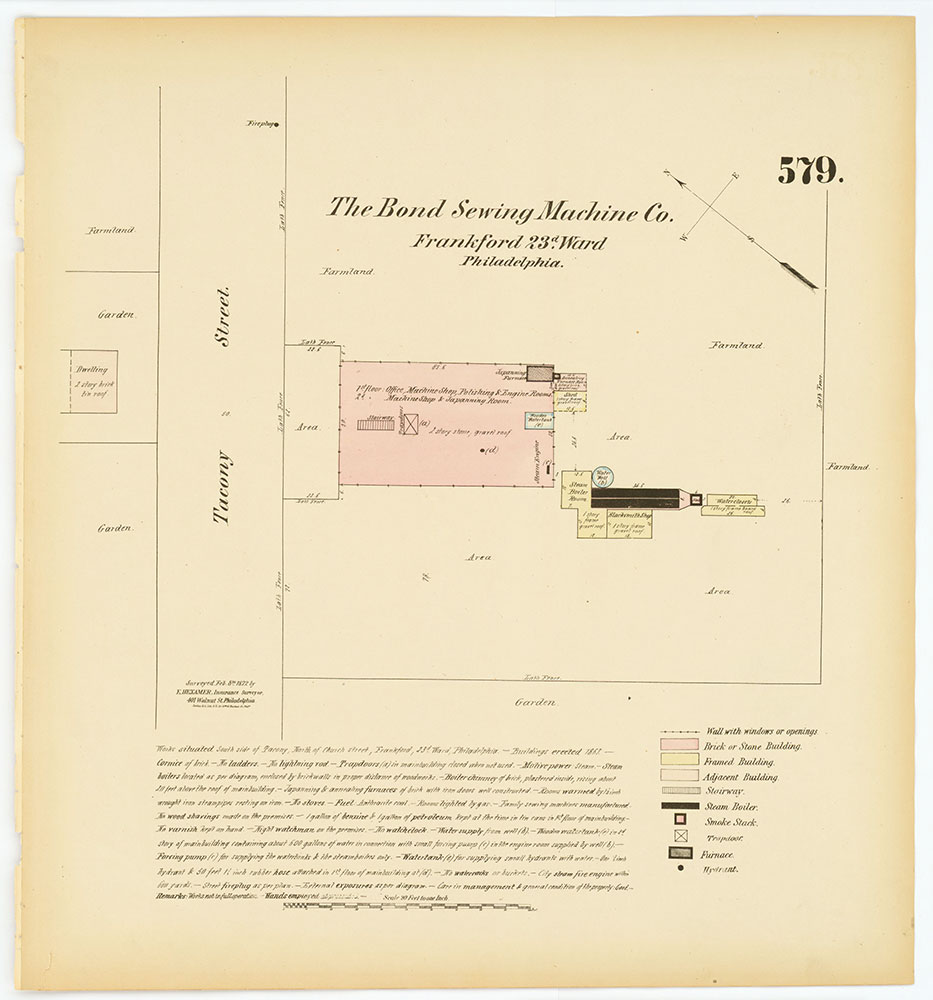 Hexamer General Surveys, Volume 7, Plate 579