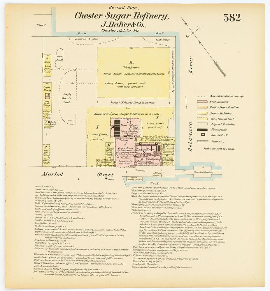 Hexamer General Surveys, Volume 7, Plate 582