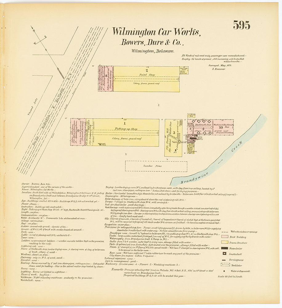 Hexamer General Surveys, Volume 7, Plate 595