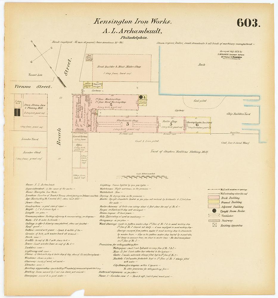 Hexamer General Surveys, Volume 7, Plate 603