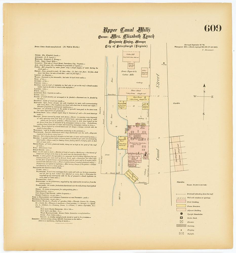 Hexamer General Surveys, Volume 7, Plate 609