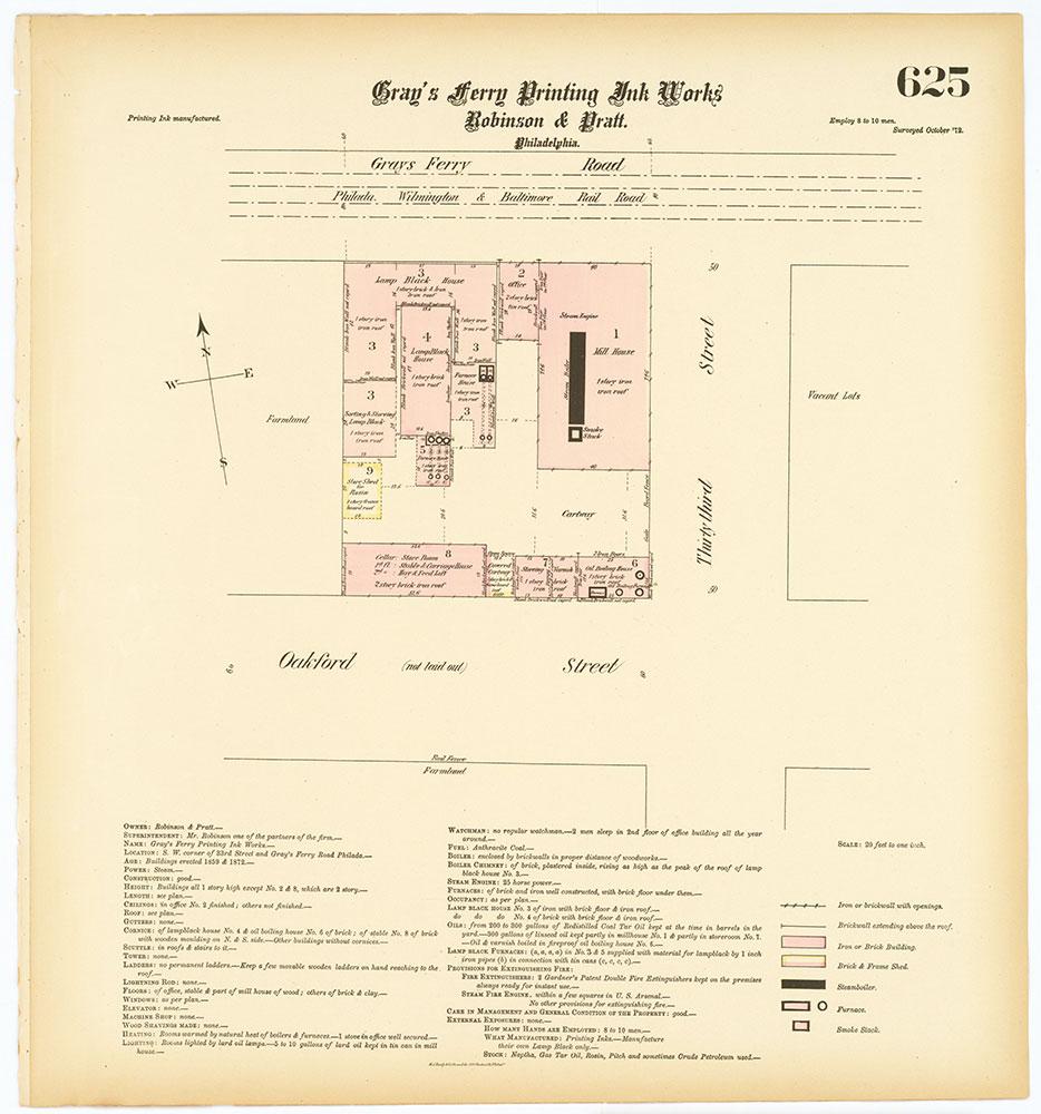 Hexamer General Surveys, Volume 7, Plate 625