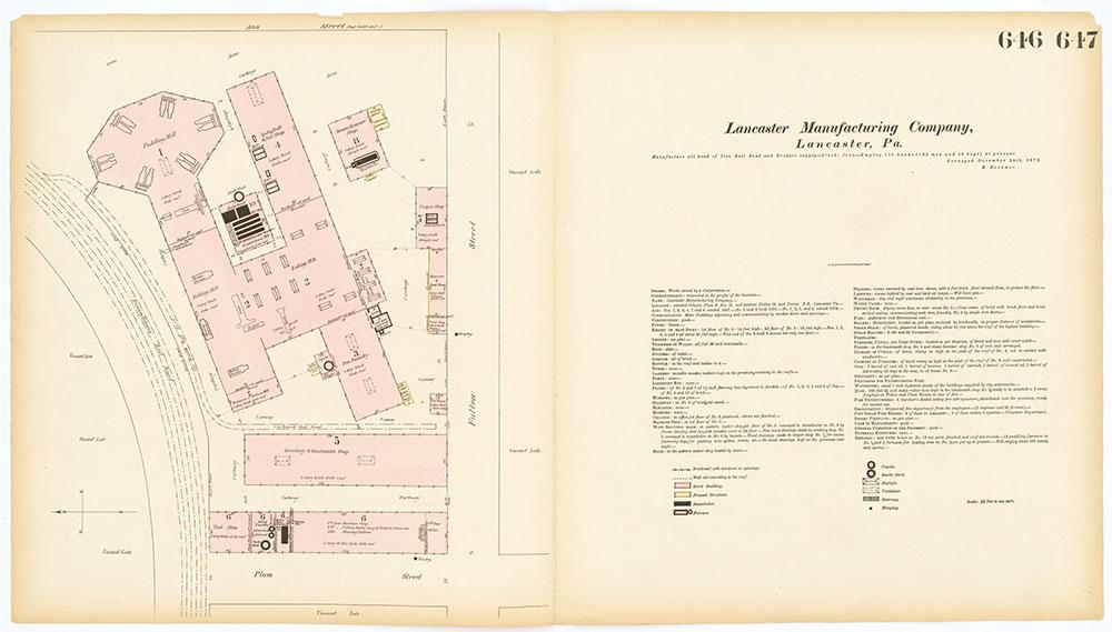 Hexamer General Surveys, Volume 7, Plates 646-647