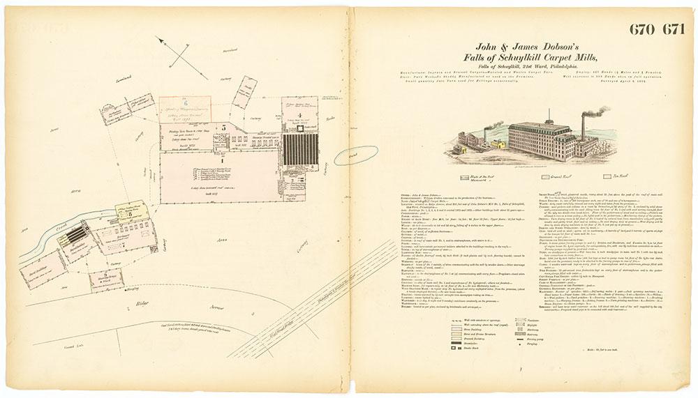 Hexamer General Surveys, Volume 8, Plates 670-671