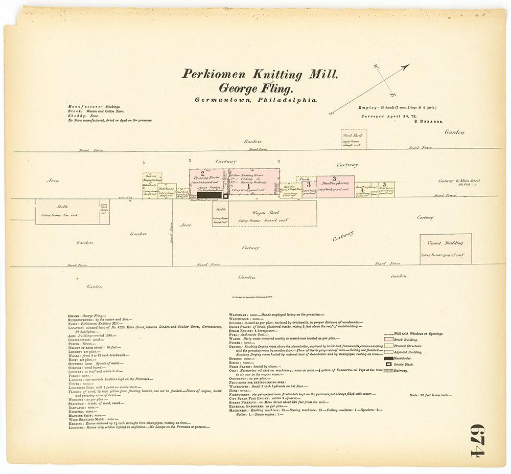 Hexamer General Surveys, Volume 8, Plate 674