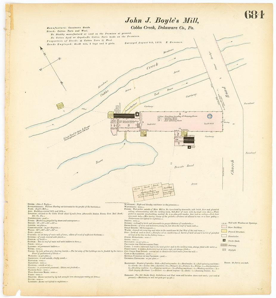 Hexamer General Surveys, Volume 8, Plate 684