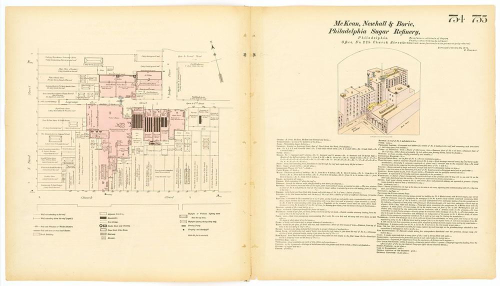 Hexamer General Surveys, Volume 8, Plates 754-755