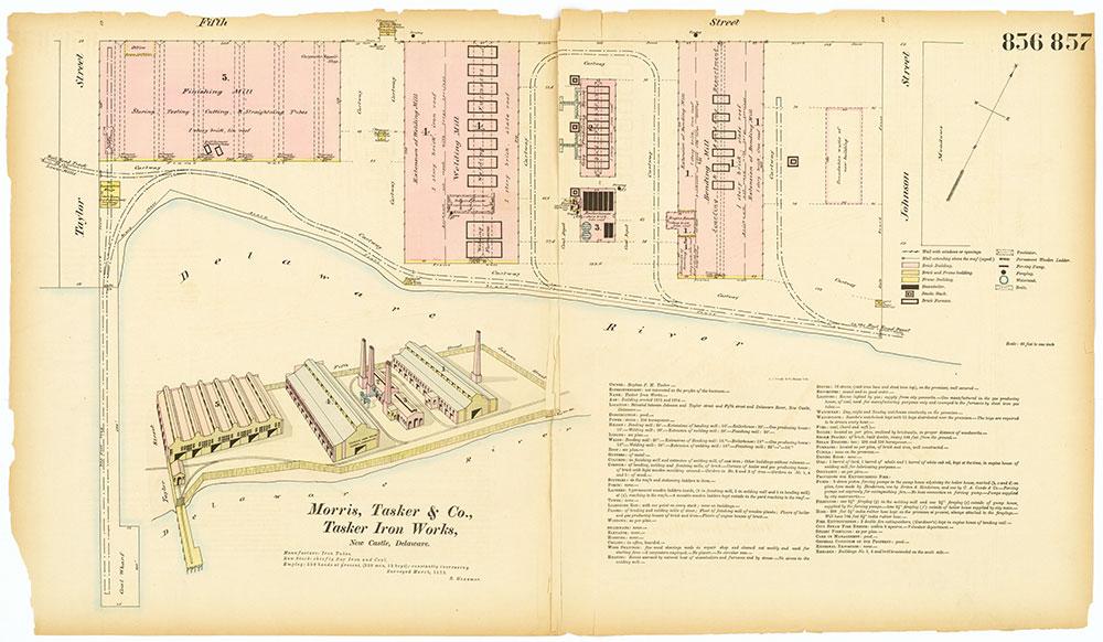 Hexamer General Surveys, Volume 10, Plates 856-857