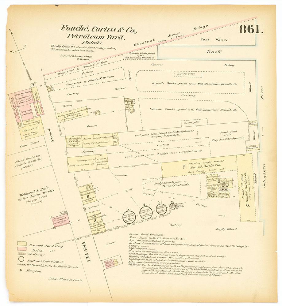 Hexamer General Surveys, Volume 10, Plate 861