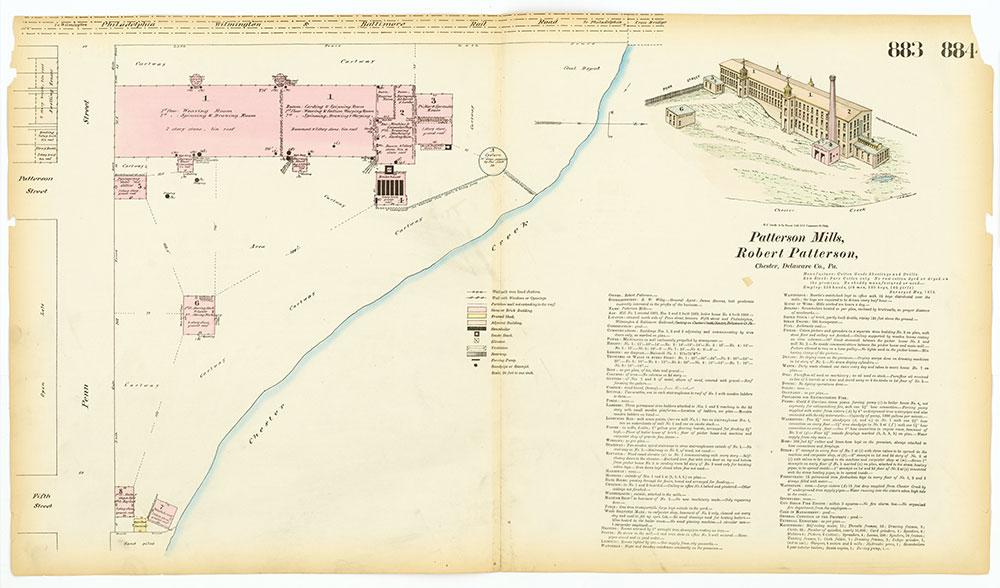 Hexamer General Surveys, Volume 10, Plates 883-884
