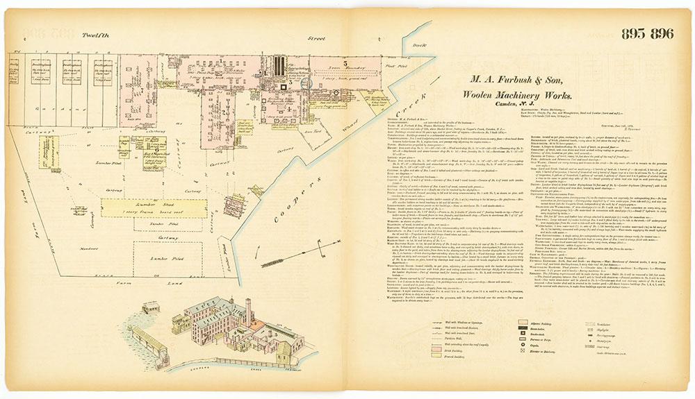 Hexamer General Surveys, Volume 10, Plates 895-896