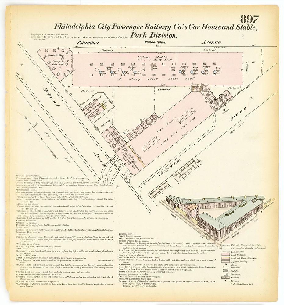 Hexamer General Surveys, Volume 10, Plate 897