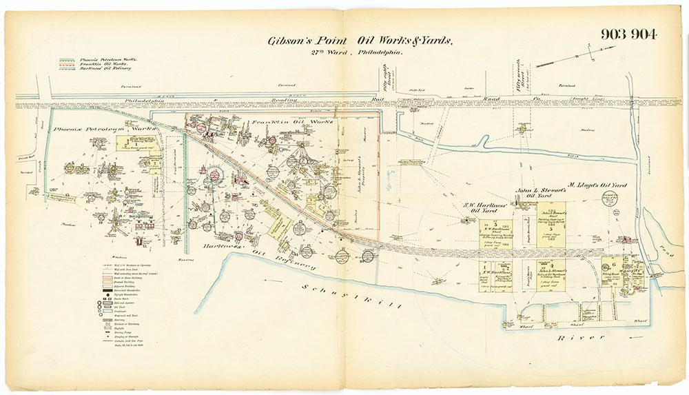 Hexamer General Surveys, Volume 10, Plates 903-904