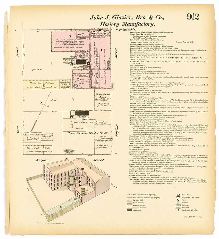 Hexamer General Surveys, Volume 10, Plate 912