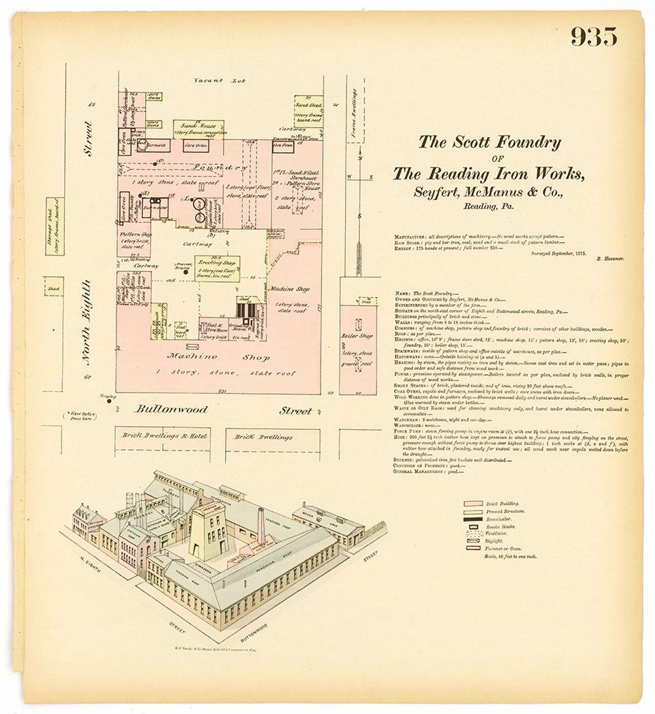 Hexamer General Surveys, Volume 10, Plate 935