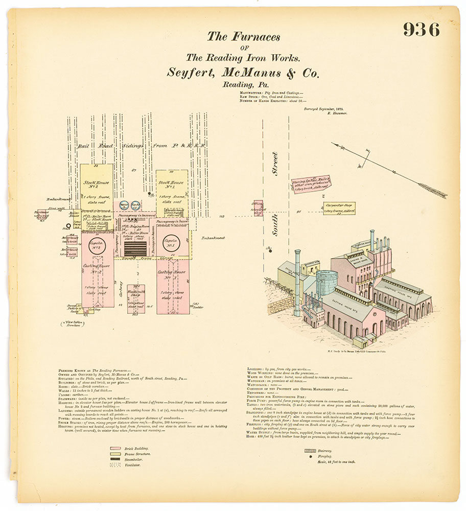 Hexamer General Surveys, Volume 10, Plate 936