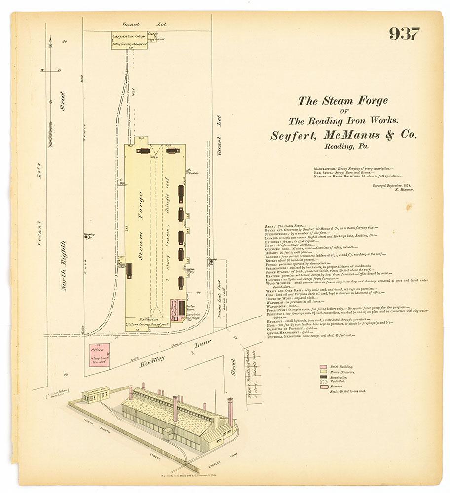 Hexamer General Surveys, Volume 10, Plate 937