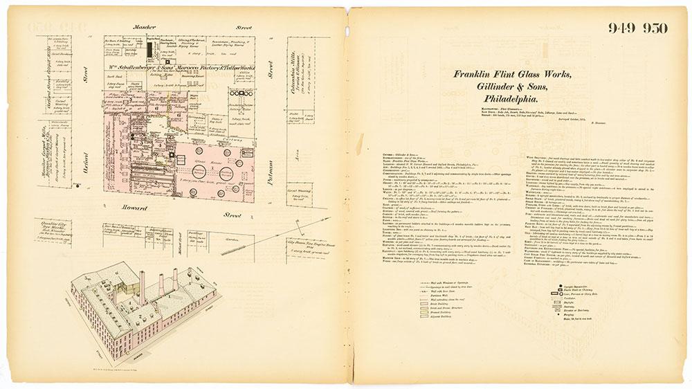 Hexamer General Surveys, Volume 10, Plates 949-950