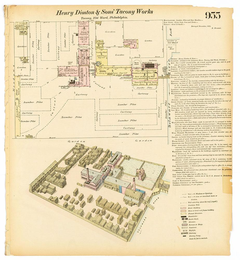 Hexamer General Surveys, Volume 10, Plate 955