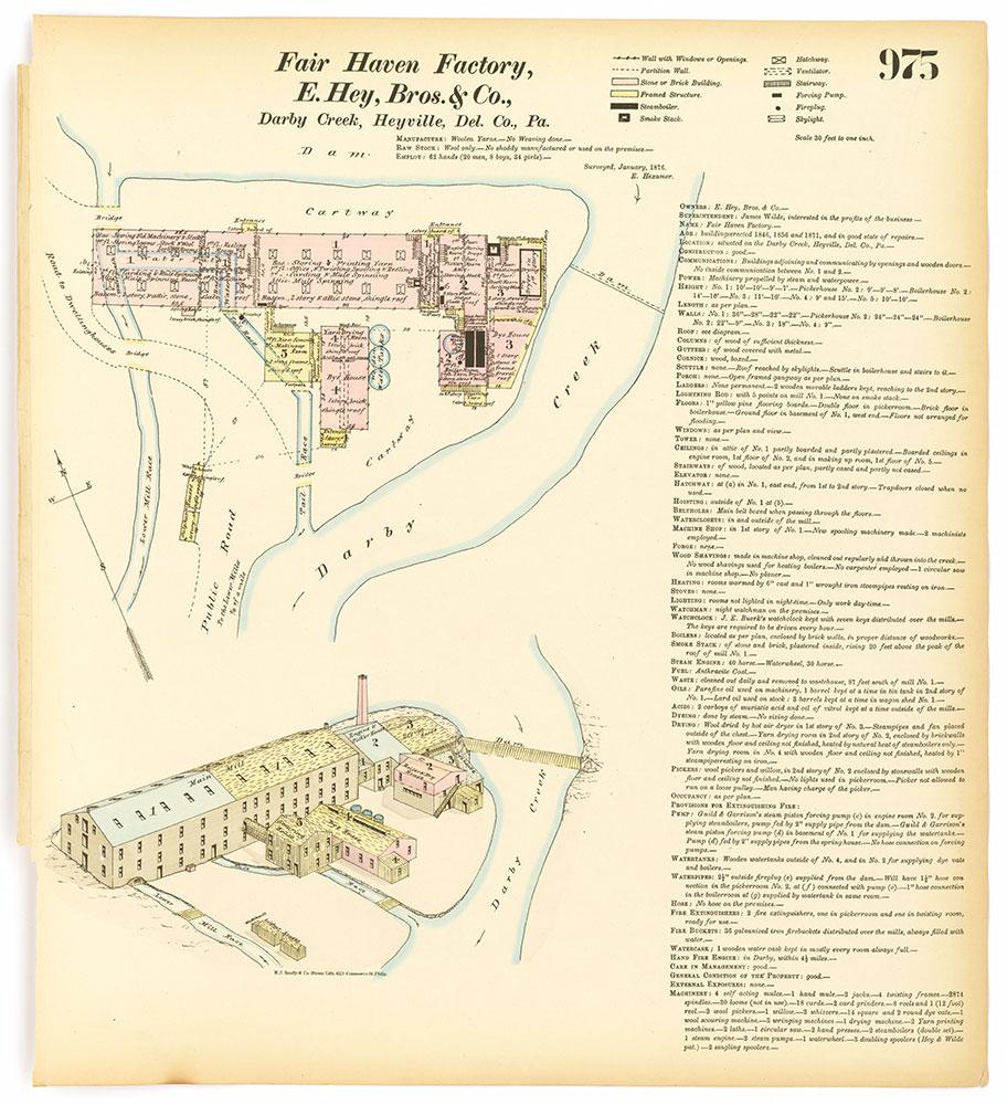 Hexamer General Surveys, Volume 11, Plate 975