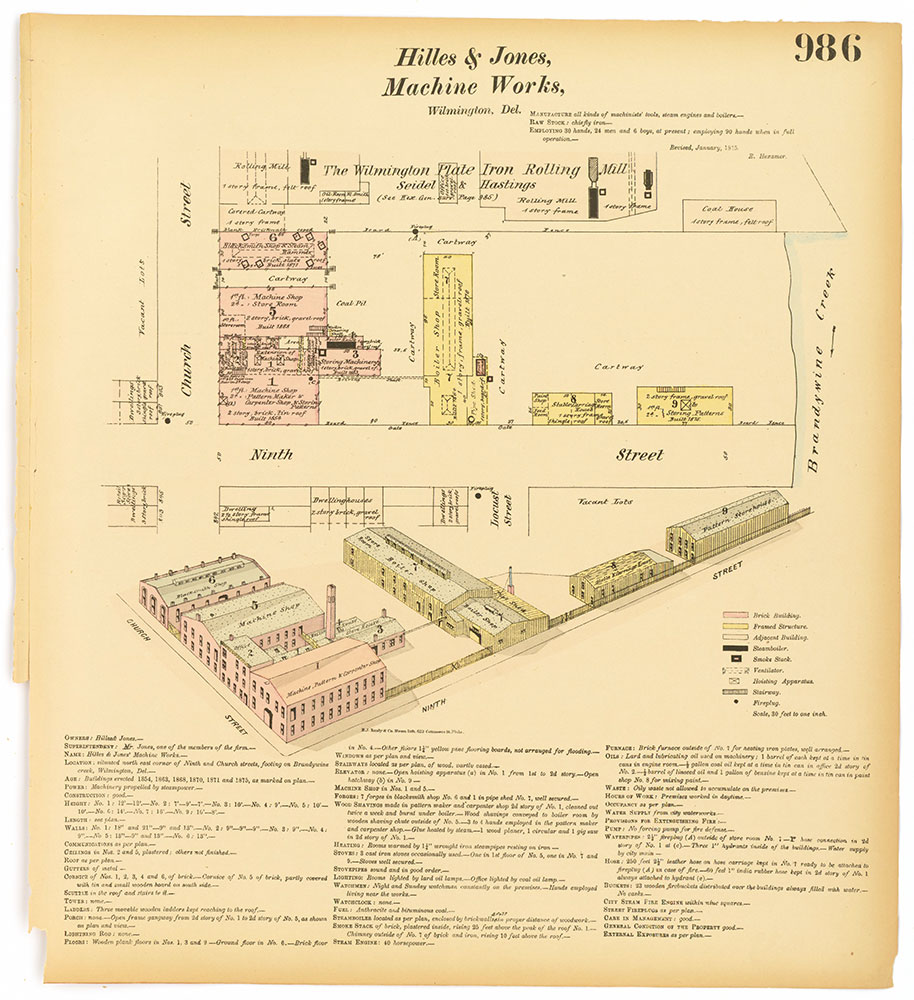 Hexamer General Surveys, Volume 11, Plate 986