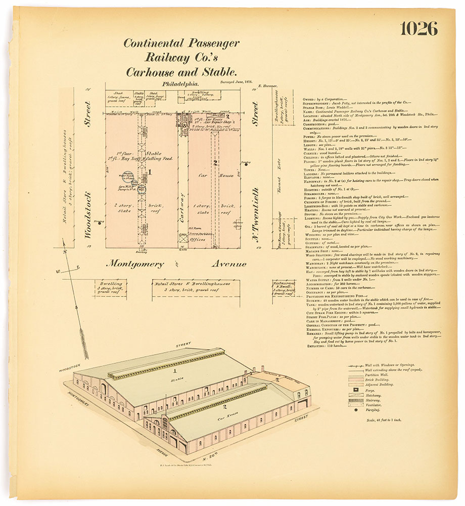 Hexamer General Surveys, Volume 11, Plate 1026