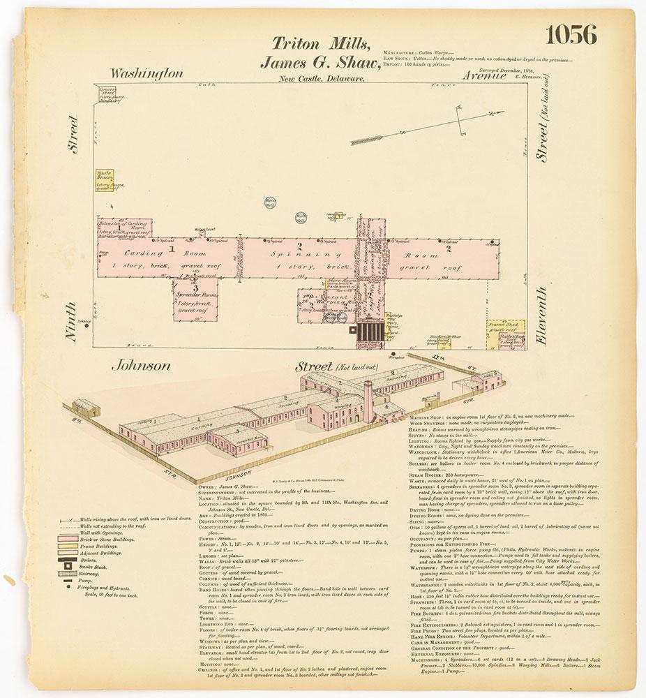 Hexamer General Surveys, Volume 12, Plate 1056