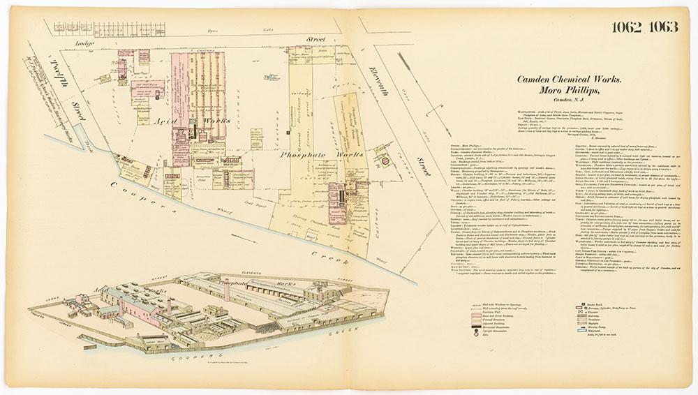 Hexamer General Surveys, Volume 12, Plates 1062-1063