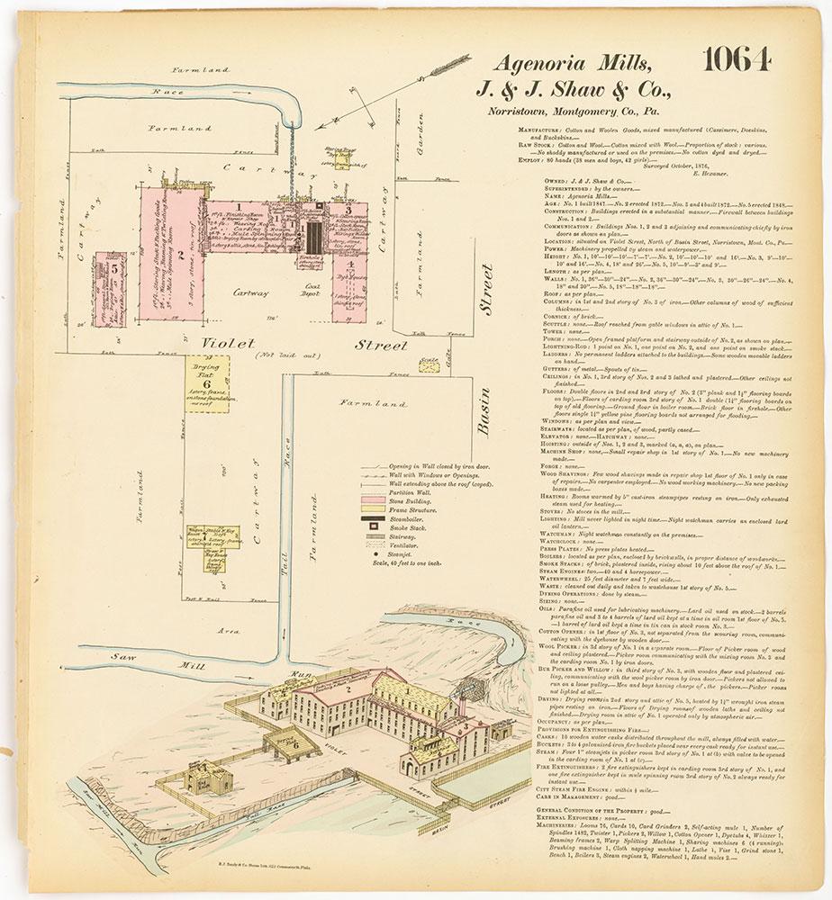Hexamer General Surveys, Volume 12, Plate 1064