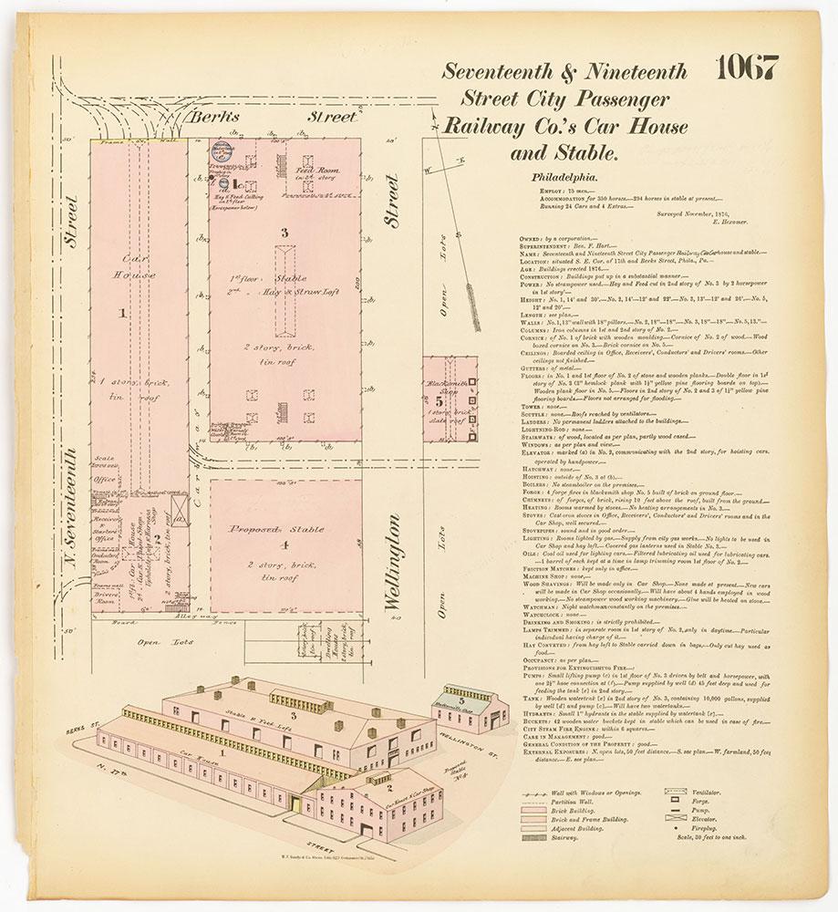 Hexamer General Surveys, Volume 12, Plate 1067