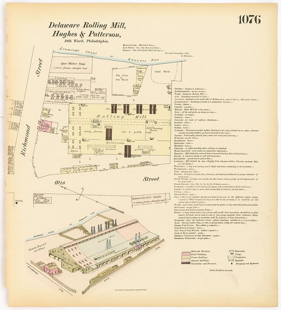 Hexamer General Surveys, Volume 12, Plate 1076