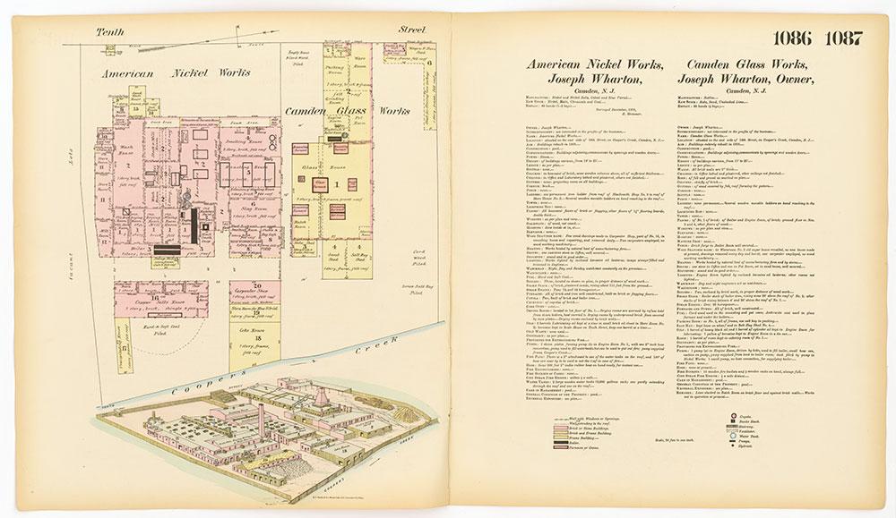 Hexamer General Surveys, Volume 12, Plates 1086-1087
