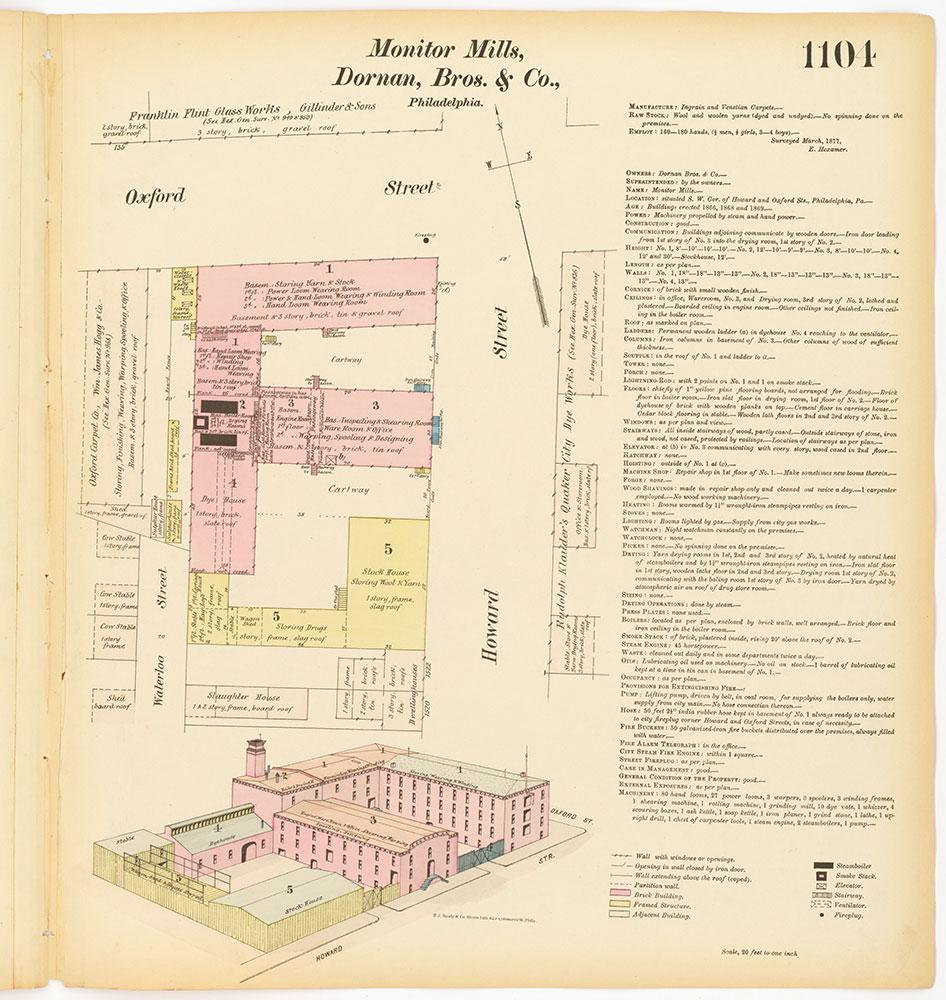 Hexamer General Surveys, Volume 12, Plate 1104