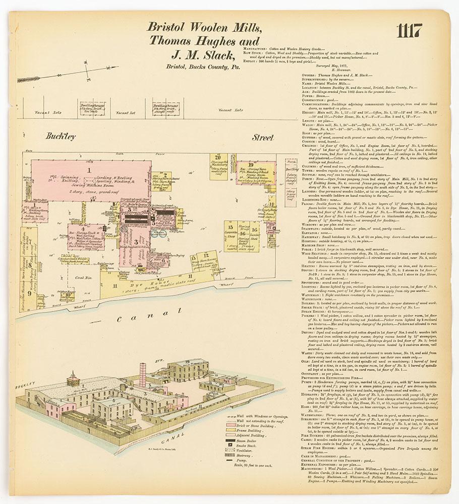 Hexamer General Surveys, Volume 12, Plate 1117