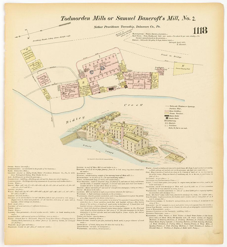 Hexamer General Surveys, Volume 12, Plate 1118