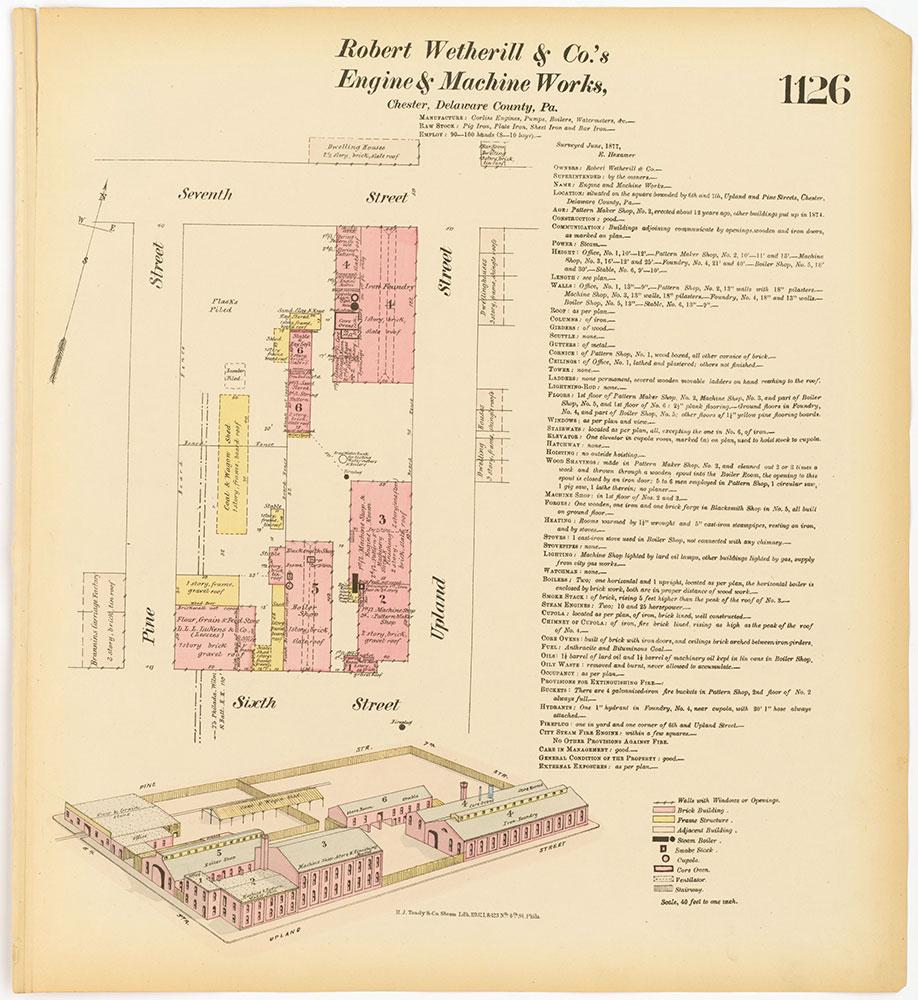 Hexamer General Surveys, Volume 12, Plate 1126