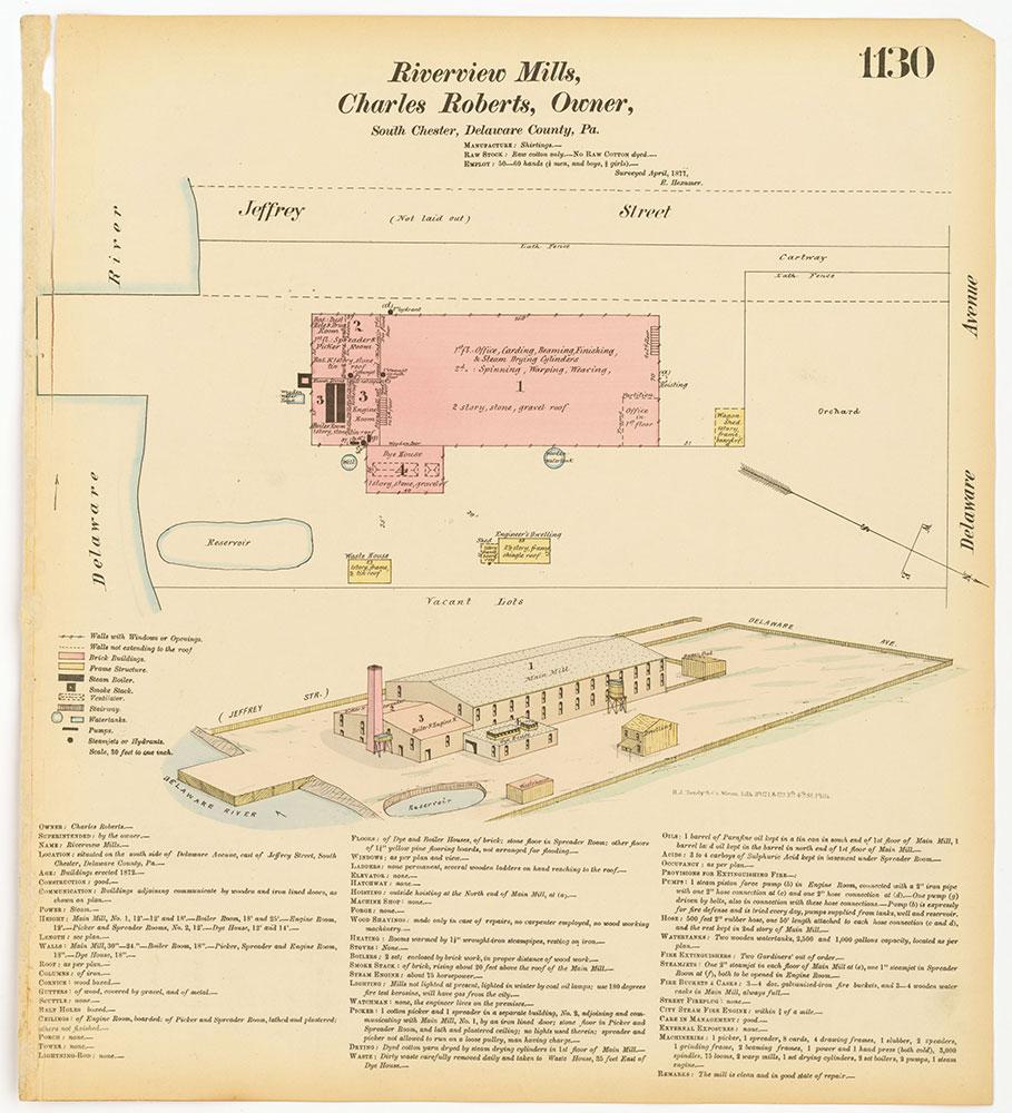 Hexamer General Surveys, Volume 12, Plate 1130