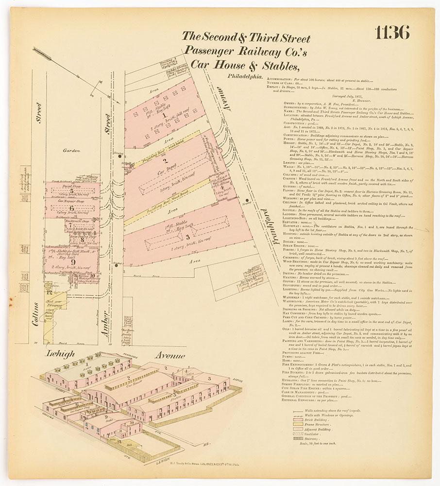 Hexamer General Surveys, Volume 12, Plate 1136