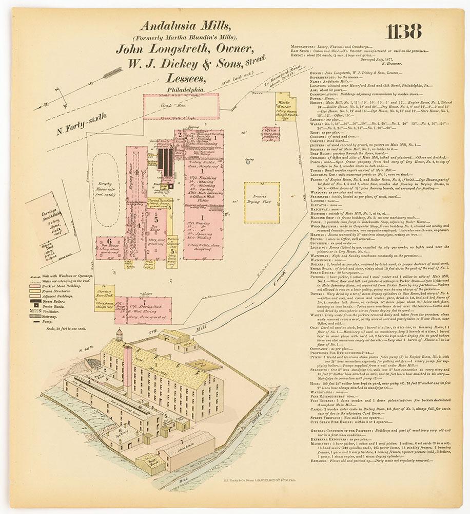 Hexamer General Surveys, Volume 12, Plate 1138