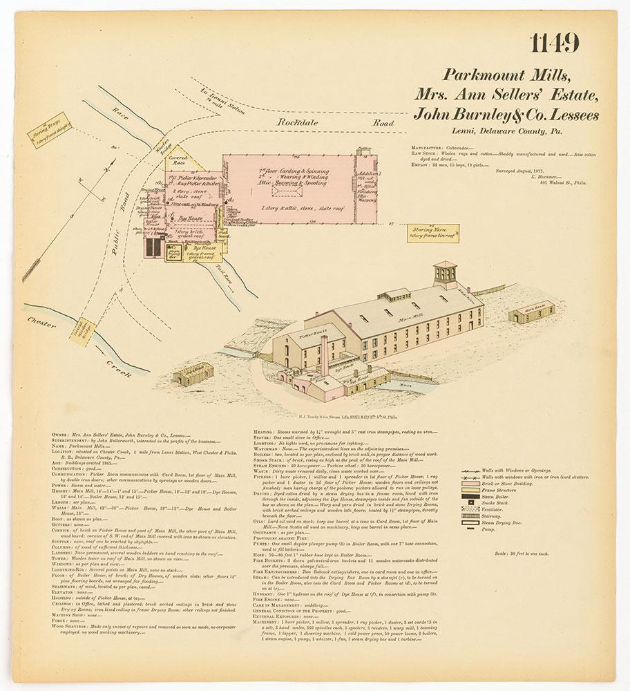 Hexamer General Surveys, Volume 12, Plate 1149