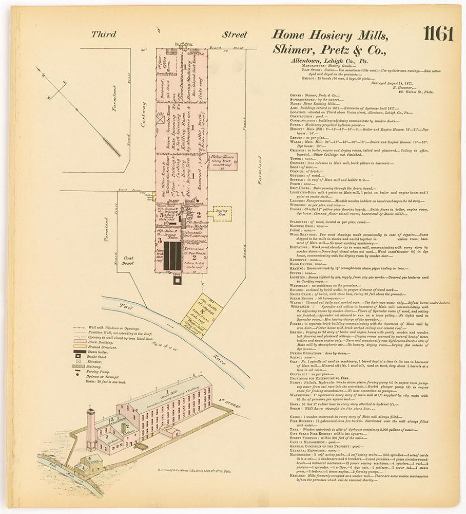 Hexamer General Surveys, Volume 13, Plate 1161