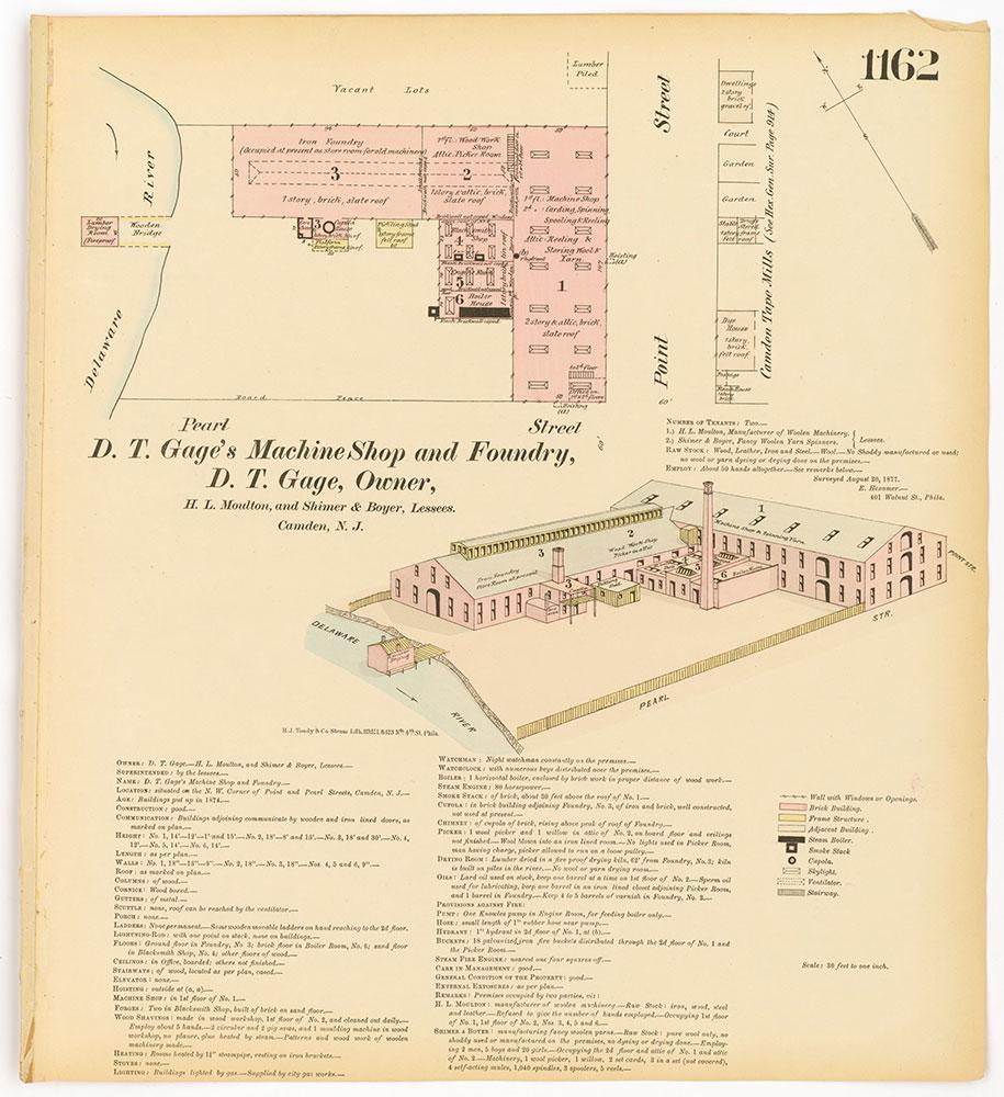 Hexamer General Surveys, Volume 13, Plate 1162