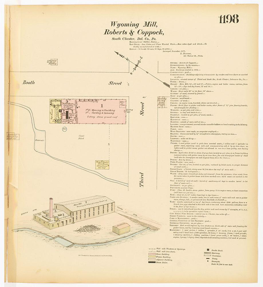 Hexamer General Surveys, Volume 13, Plate 1198