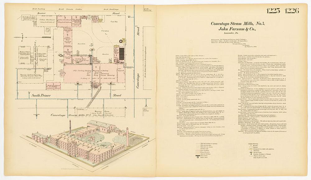 Hexamer General Surveys, Volume 13, Plates 1225-1226