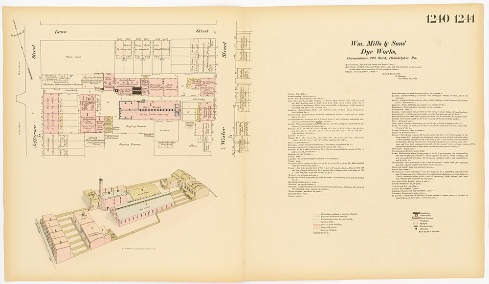 Hexamer General Surveys, Volume 13, Plates 1240-1241