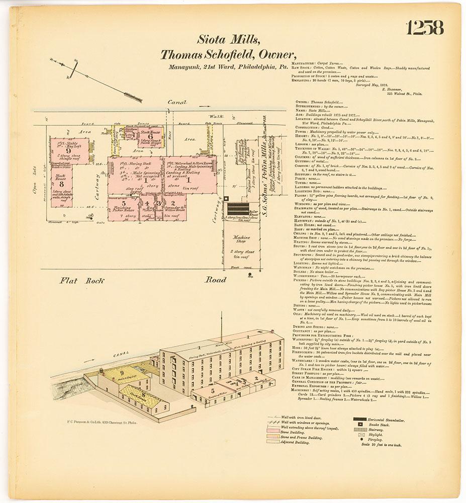 Hexamer General Surveys, Volume 14, Plate 1258