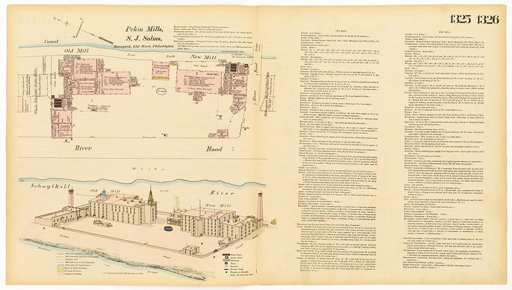 Hexamer General Surveys, Volume 14, Plates 1325-1326
