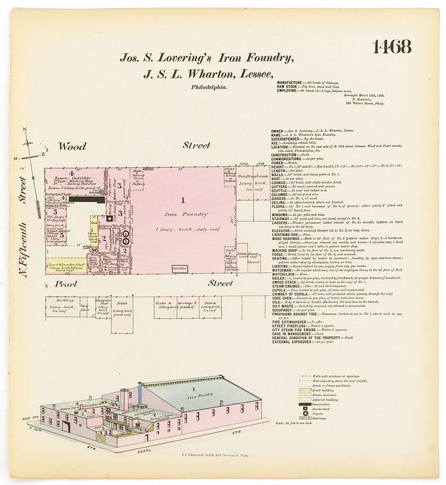 Hexamer General Surveys, Volume 16, Plate 1468